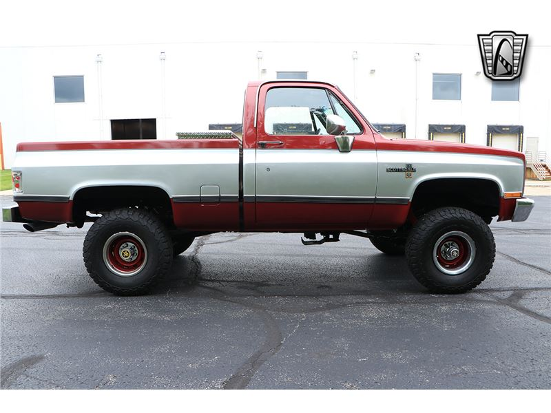 1985 Chevrolet K10 for sale in for sale on GoCars