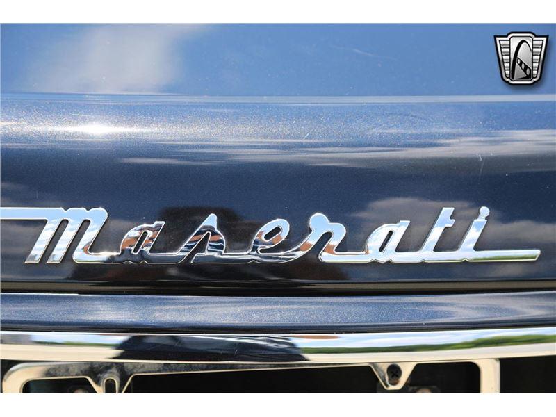 2005 Maserati Quattroporte for sale in for sale on GoCars