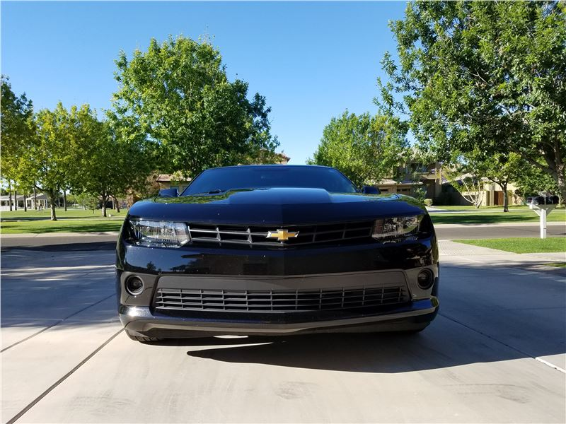 2015 Chevrolet Camaro for sale in for sale on GoCars