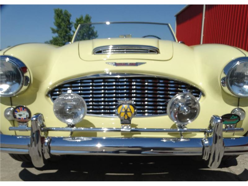 1961 Austin-Healey 3000 for sale in for sale on GoCars