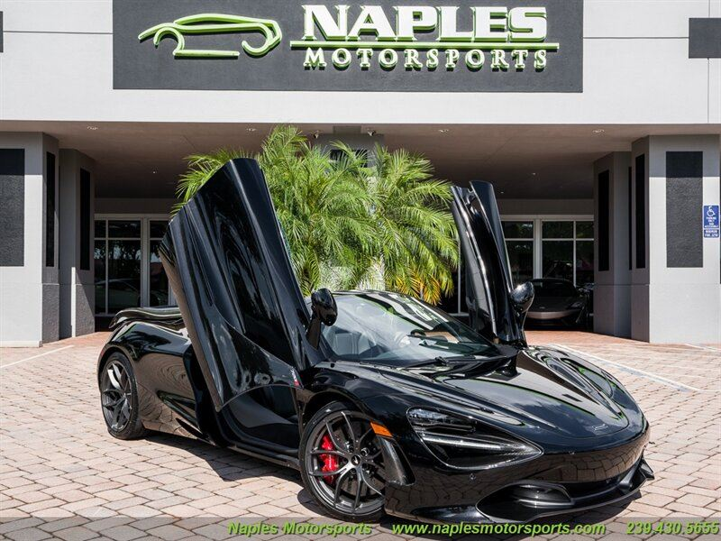 2020 McLaren 720S Spider for sale in Naples, Florida 34104