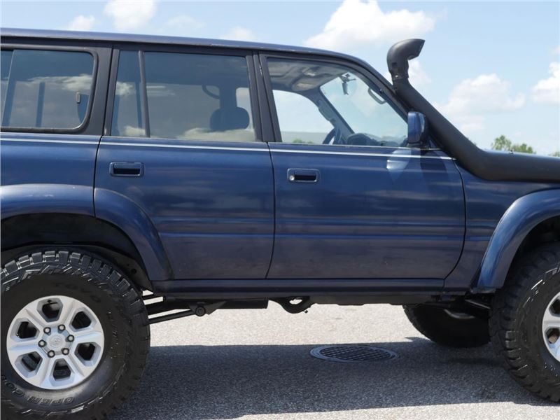 1996 Toyota Land Cruiser for sale in for sale on GoCars