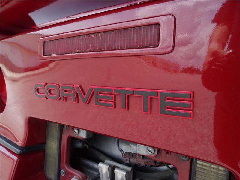 1986 Chevrolet Corvette for sale in for sale on GoCars