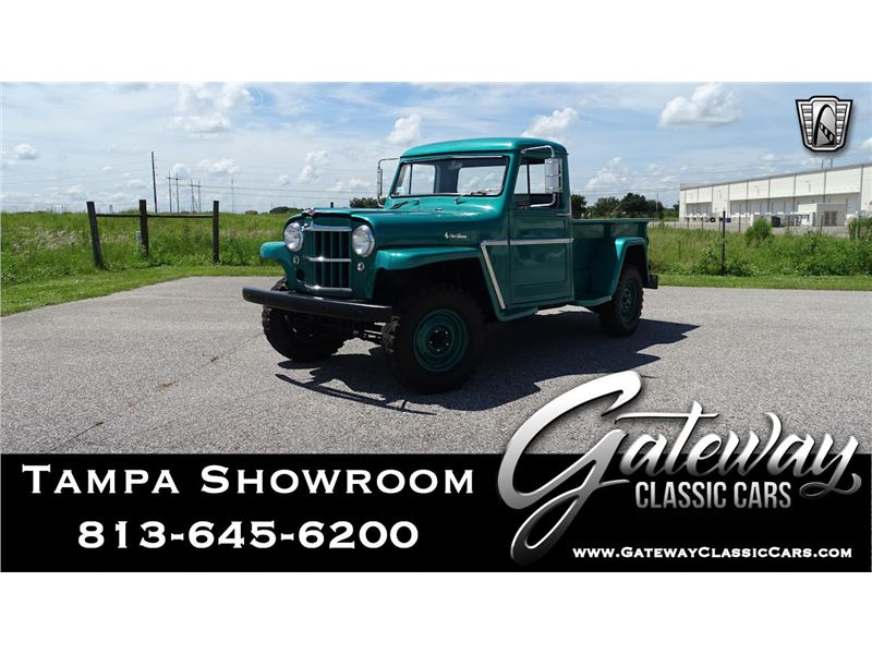 1962 Willys Pickup for sale in for sale on GoCars