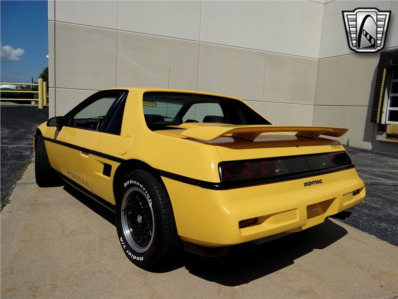 1988 Pontiac Fiero for sale in for sale on GoCars