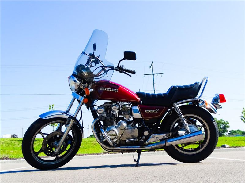 1981 Suzuki GS650L for sale in for sale on GoCars