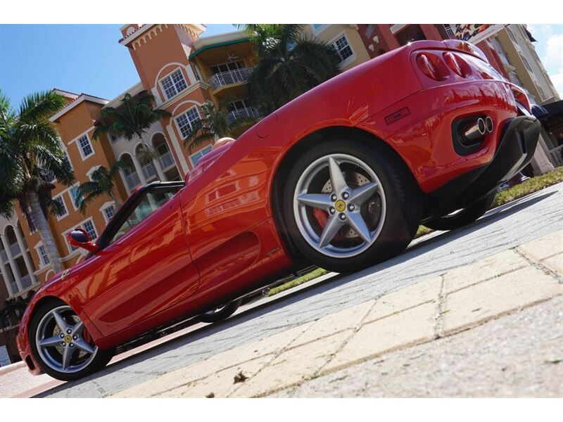 2004 Ferrari 360 for sale in for sale on GoCars