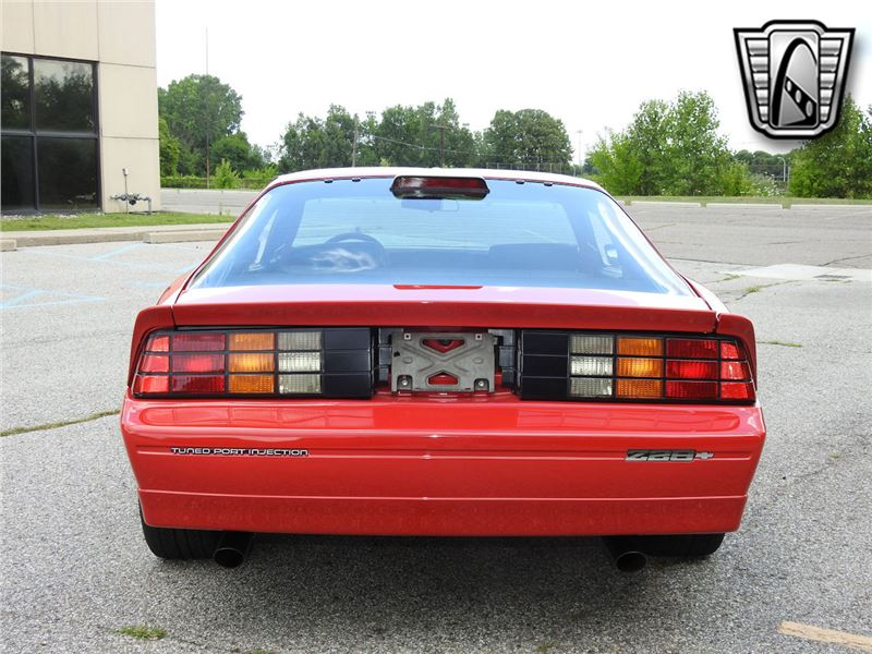 1986 Chevrolet Camaro for sale in for sale on GoCars