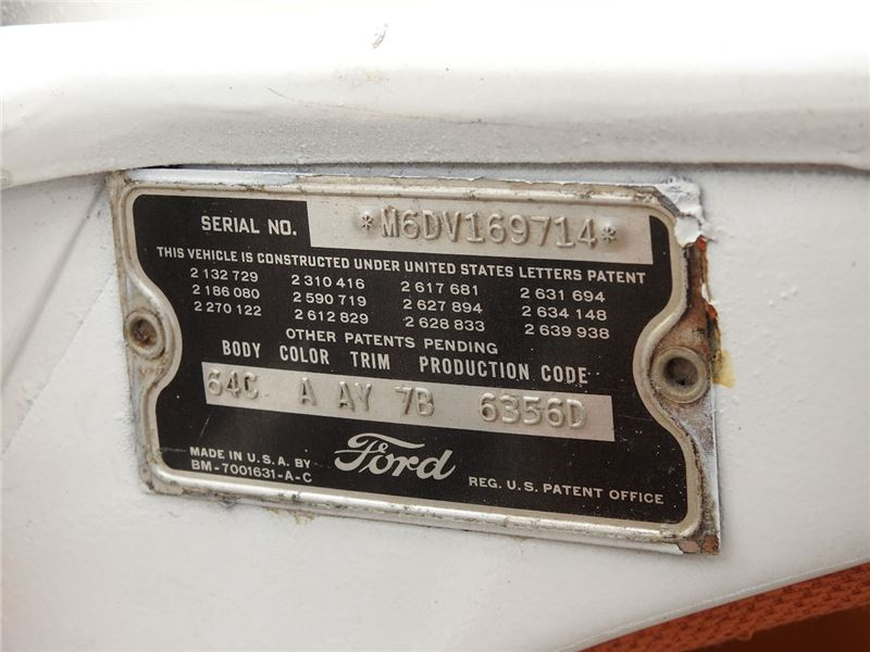 1956 Ford Fairlane for sale in for sale on GoCars