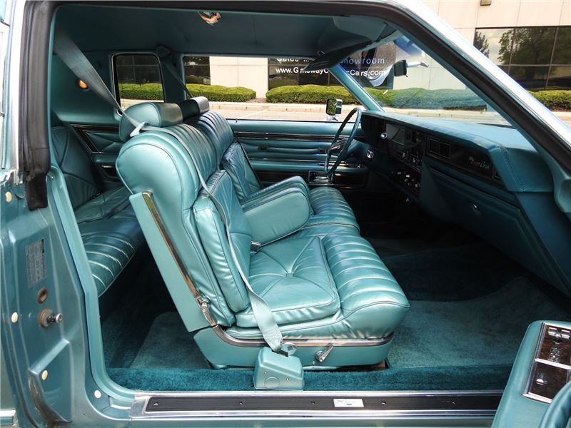 1979 Lincoln Town Coupe for sale in for sale on GoCars