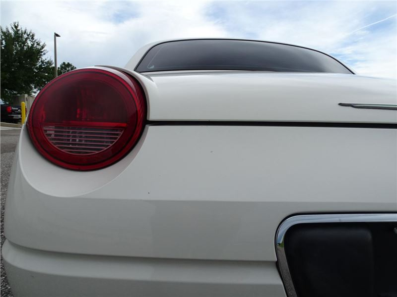 2003 Ford Thunderbird for sale in for sale on GoCars