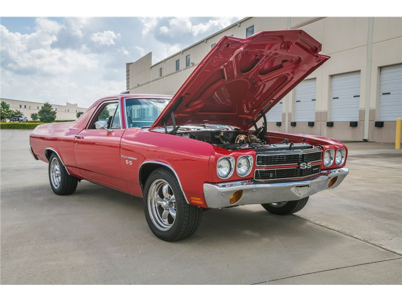 1971 Chevrolet El Camino for sale in for sale on GoCars