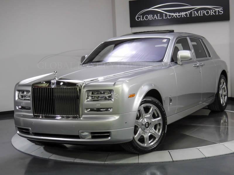 2013 Rolls-Royce Phantom for sale in Burr Ridge, Illinois 60527