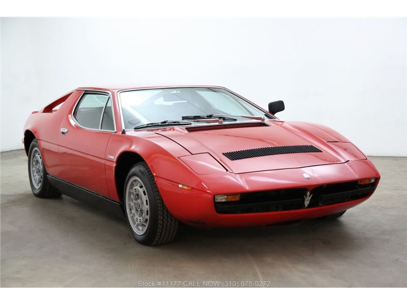 1979 Maserati Merak for sale in for sale on GoCars