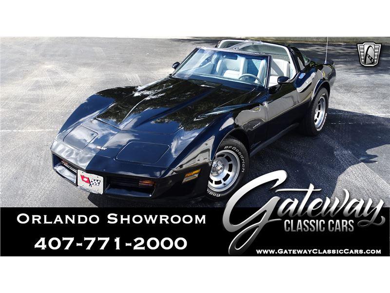 1982 Corvette For Sale >> 1982 Chevrolet Corvette For Sale On Gocars