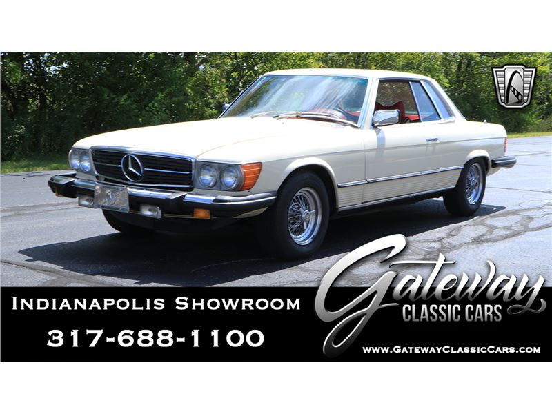 Mercedes Benz Indianapolis >> 1979 Mercedes Benz 450slc For Sale On Gocars