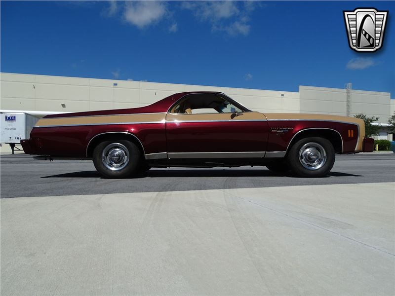 1977 Chevrolet El Camino for sale in for sale on GoCars