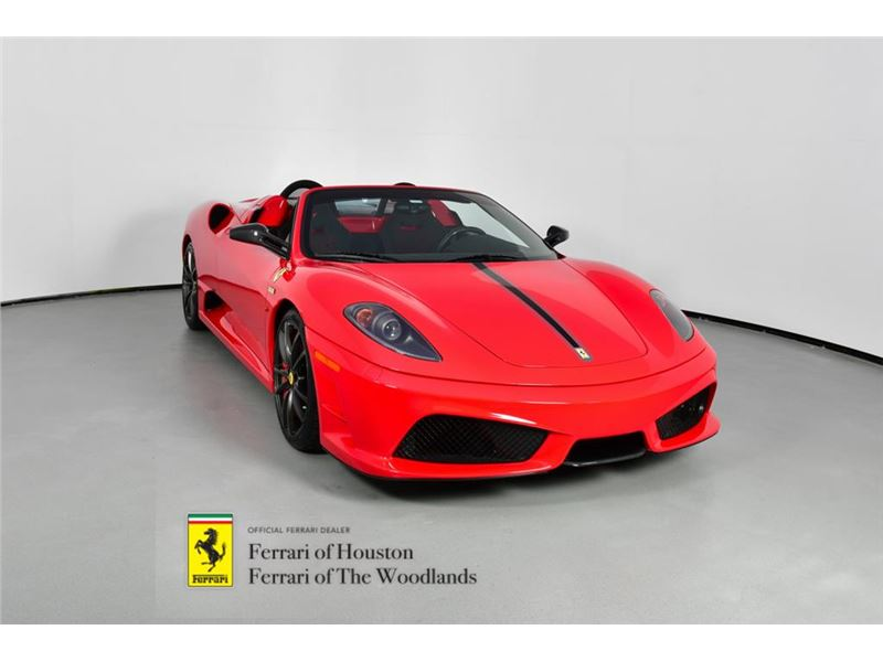 2009 Ferrari F430 Scuderia Spider 16M for sale in Houston, Texas 77057