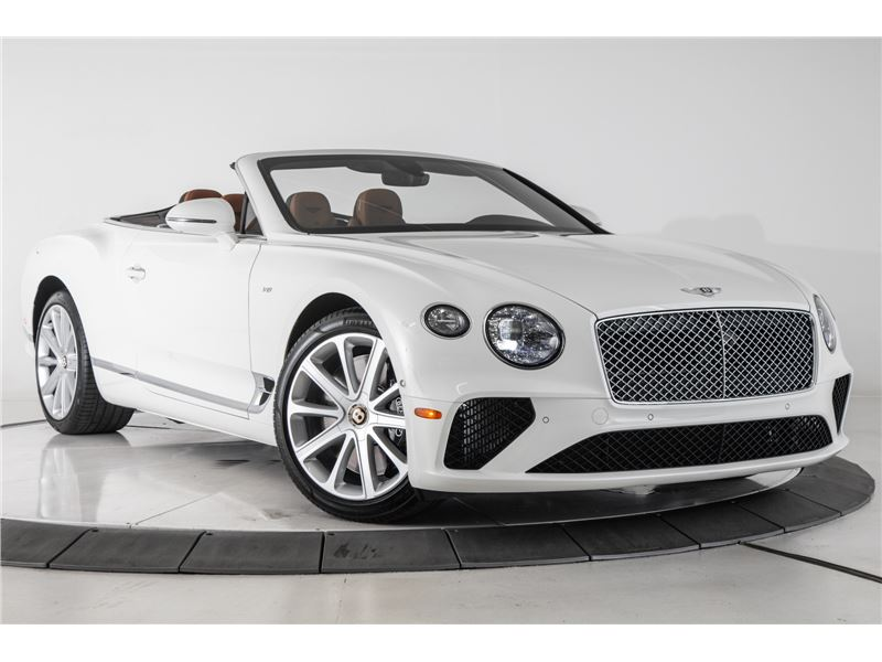 2020 Bentley Continental GTC for sale in for sale on GoCars