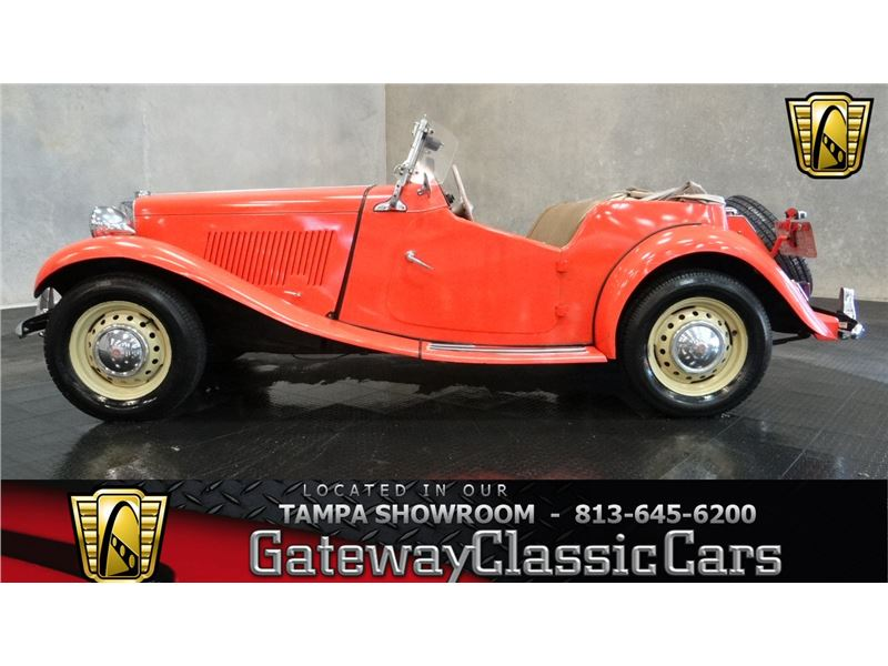 1950 MG TD For Sale | GC-9714 | GoCars