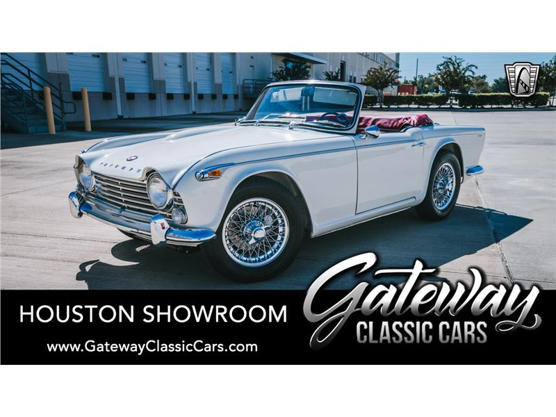 1967 Triumph TR4A for sale on GoCars