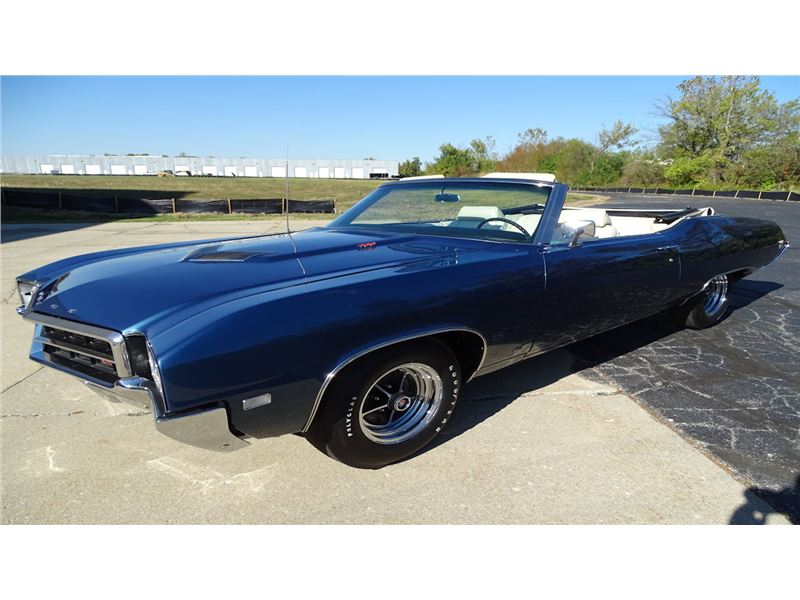 1969 Buick GS for sale in for sale on GoCars