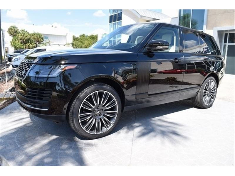 Range Rover Naples >> 2019 Land Rover Range Rover For Sale On Gocars