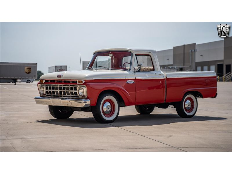 1966 Ford F100 For Sale Gc 45761 Gocars