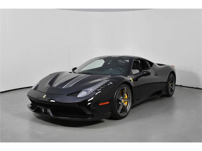 2015 Ferrari 458 Speciale for sale in for sale on GoCars