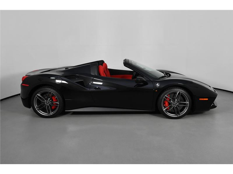2019 Ferrari 488 Spider for sale in for sale on GoCars