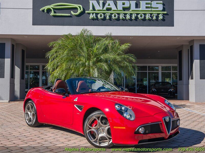 2009 Alfa Romeo 8C for sale in Naples, Florida 34104