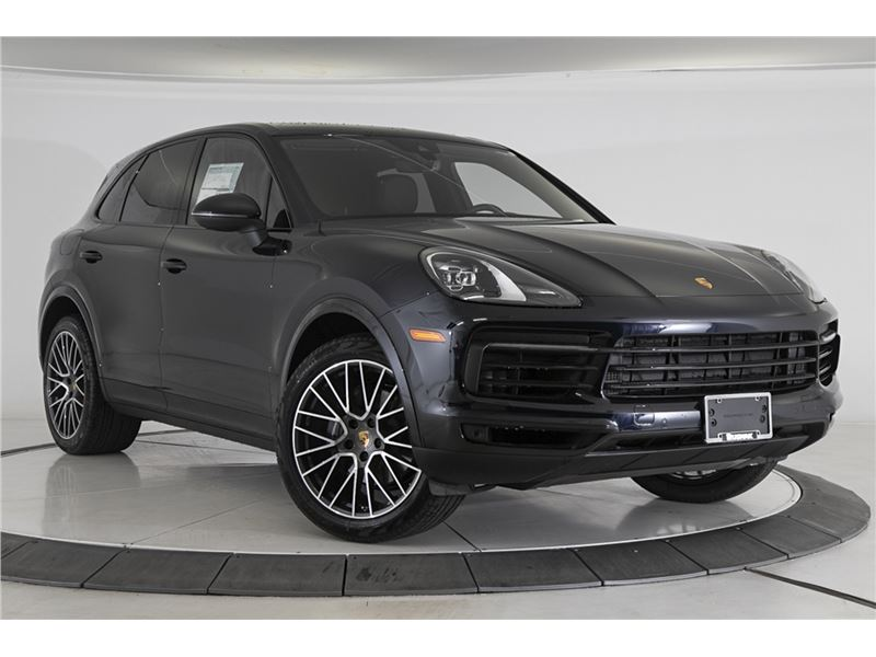 2020 Porsche Cayenne for sale in for sale on GoCars