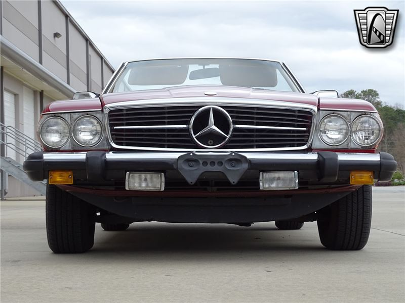1977 Mercedes-Benz 450SL for sale in for sale on GoCars