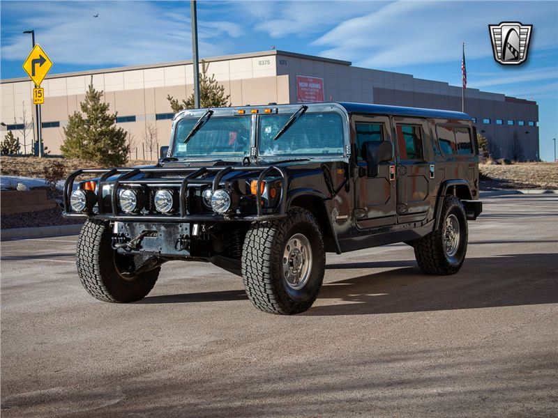 1999 AM General Hummer H1 for sale in for sale on GoCars