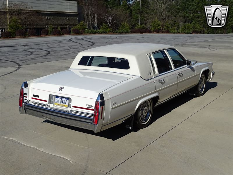 1989 Cadillac Brougham for sale in for sale on GoCars
