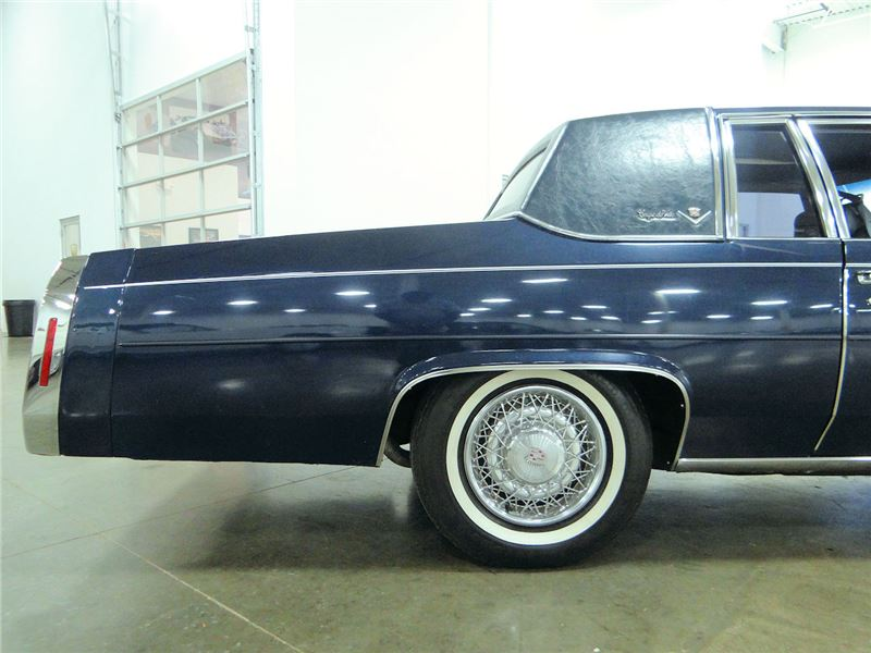 1984 Cadillac Coupe deVille for sale in for sale on GoCars