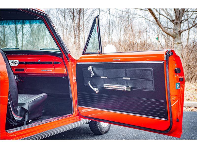 1963 Chevrolet Nova for sale in for sale on GoCars