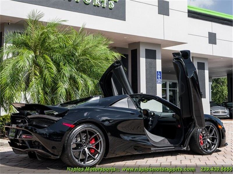 2020 McLaren 720S Spider for sale in for sale on GoCars