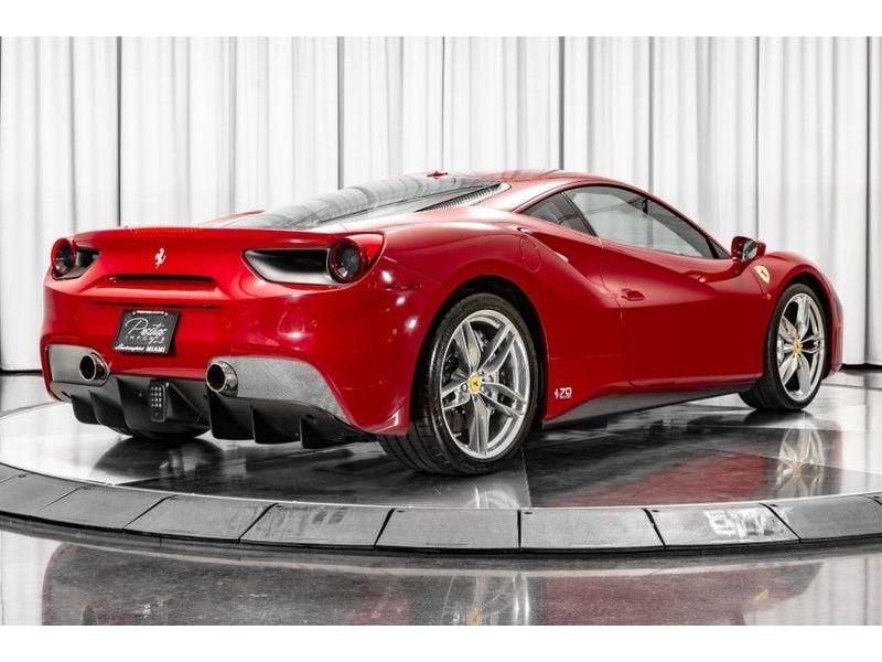 2018 Ferrari 488 GTB 70th Anniversary Edition For Sale ...