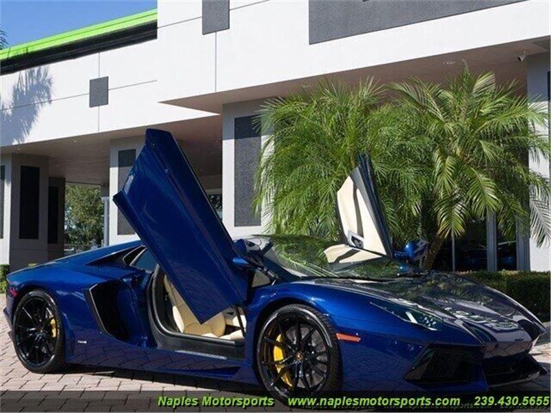 2013 Lamborghini Aventador LP 700-4 for sale in for sale on GoCars
