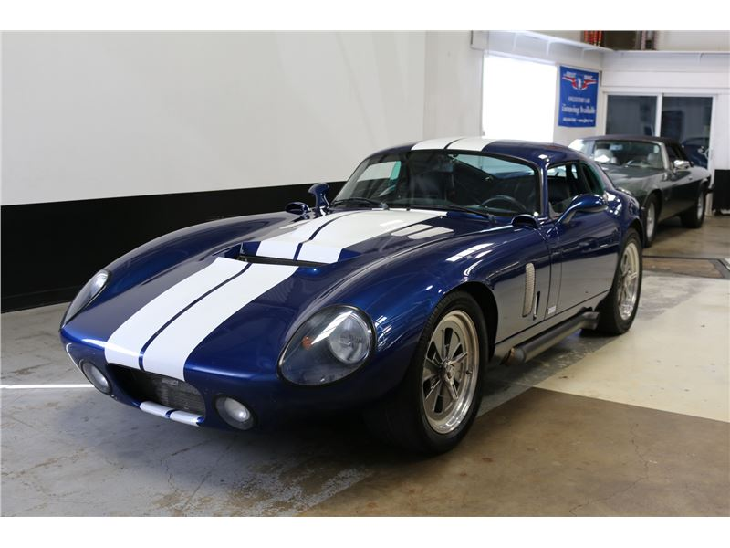1965 Shelby Daytona for sale in Pleasanton, California 94566