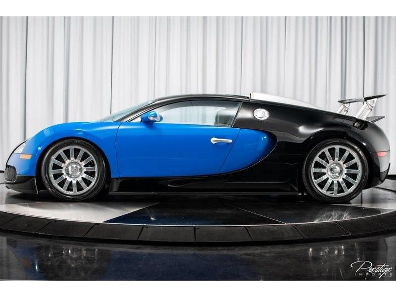 2010 Bugatti Veyron for sale in for sale on GoCars