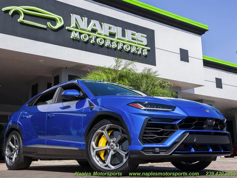 2019 Lamborghini Urus for sale in for sale on GoCars