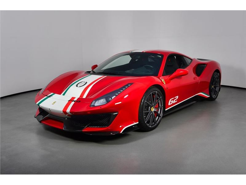 2019 Ferrari 488 Pista Piloti for sale in for sale on GoCars
