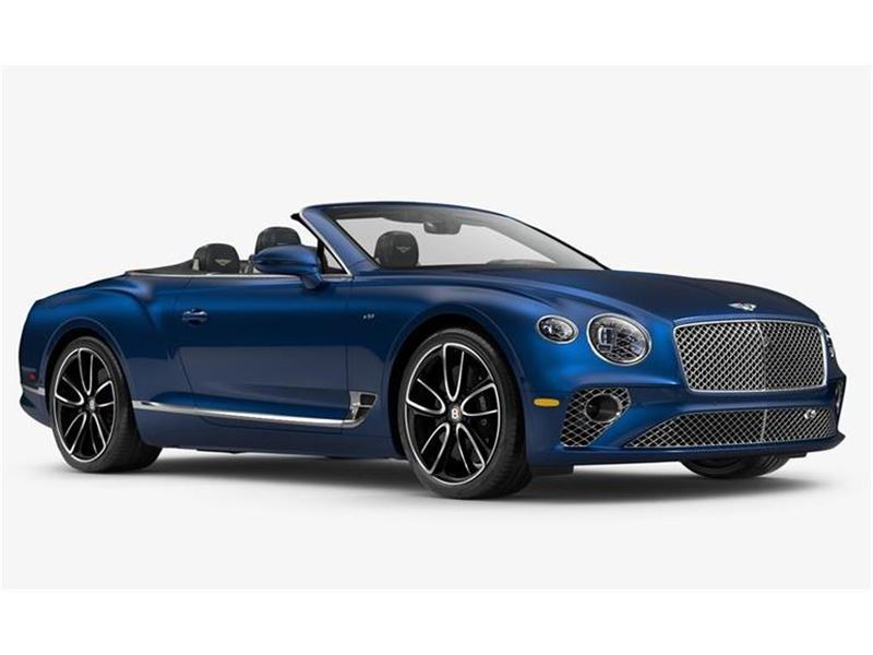 2020 Bentley Continental GT Convertible for sale in for sale on GoCars
