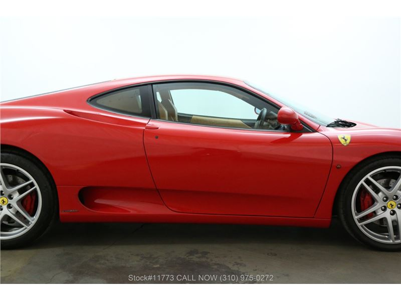 2001 Ferrari 360 Modena F1 for sale in for sale on GoCars
