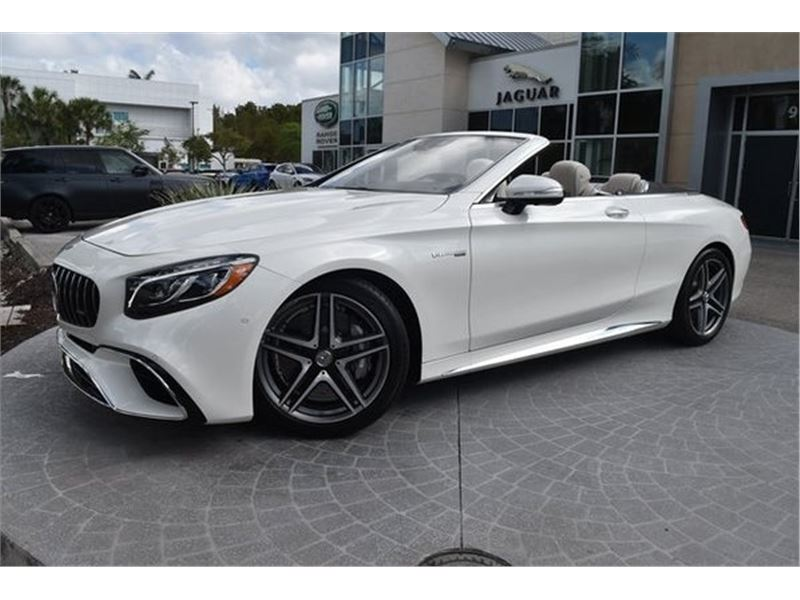 2019 Mercedes-Benz S-Class for sale in for sale on GoCars