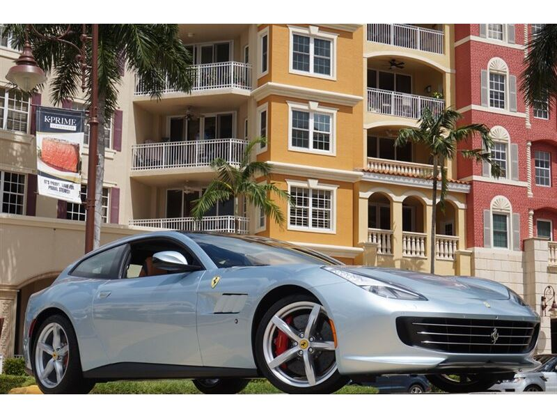 2019 Ferrari GTC4Lusso T for sale in Naples, Florida 34104