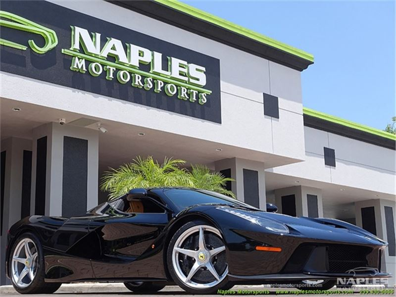2014 Ferrari LaFerrari for sale in Naples, Florida 34104