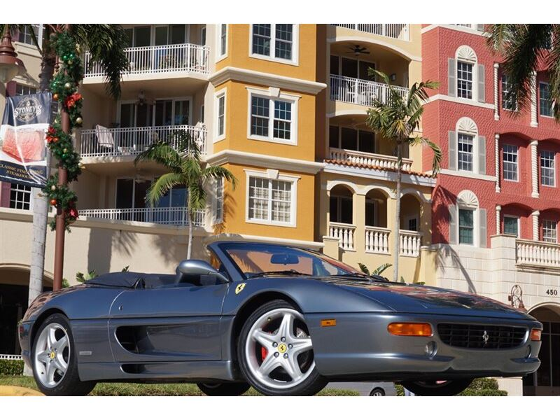 1999 Ferrari F355 SPIDER for sale in Naples, Florida 34104